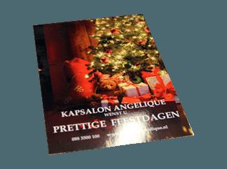 Kerstkaarten Maken Drukland