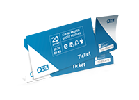 tickets drukken